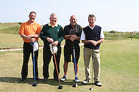 Peter, Aidan, Kevin and Martin Walsh at the Abacas Golf Classic in Seapoint Golf Club, Termonfeckin...Photo NEWSFILE/Jenny Matthews.(Photo credit should read Jenny Matthews/NEWSFILE)....This Picture has been sent you under the condtions enclosed by:.Newsfile Ltd..The Studio,.Millmount Abbey,.Drogheda,.Co Meath..Ireland..Tel: +353(0)41-9871240.Fax: +353(0)41-9871260.GSM: +353(0)86-2500958.email: pictures@newsfile.ie.www.newsfile.ie.FTP: 193.120.102.198.