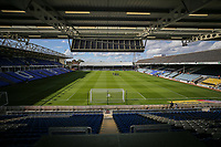 General view of the ABAX Stadium ahead of during the Sky Bet League 1 match between Peterborough and Oxford United at the ABAX Stadium, London Road, Peterborough, England on 30 September 2017. Photo by David Horn.