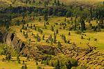 Rowena Dell Near Mosier, Oregon