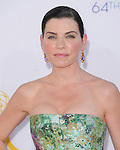 Julianna Margulies at The 64th Anual Primetime Emmy Awards held at Nokia Theatre L.A. Live in Los Angeles, California on September  23,2012                                                                   Copyright 2012 Hollywood Press Agency