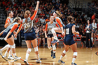 150907-Oregon @ UTSA Volleyball