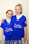 Rachel and Ciara Ryan, Tralee Imperials Basketball.