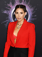 LOS ANGELES, CA - NOVEMBER 24: Ali Tamposi attends the 2019 American Music Awards at Microsoft Theater on November 24, 2019 in Los Angeles, California, USA.<br /> CAP/ROT/TM<br /> ©TM/ROT/Capital Pictures