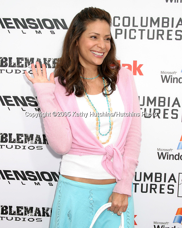 Constance Marie arriving at.Shark Boy and Lava Girl Premiere.El Capitan Theater.Los Angeles, CA.June 4, 2005.©2005 Kathy Hutchins / Hutchins Photo