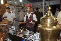 Türkei, Kaffee-Stand auf At Meydani in Istanbul