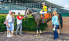 Seal Team Four winning at Delaware Park on 9/10/16