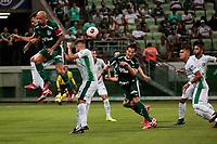 São Paulo (SP), 20/02/2020 - Palmeiras-Guarani - Gustavo Gomez. Palmeiras e Guarani, durante partida válida pela sétima rodada do campeonato paulista 2020, no Allianz Parque, zona oeste da capital, na noite desta quinta-feira (20).