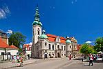 Kościół ewangielicki w Pszczynie, Polska<br /> Evangelical church in Pszczyna, Poland