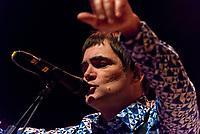 SÃO PAULO, SP, 01.09.2018 - SHOW-SP - Samuel Rosa, cantor e guitarrista da banda Skank durante show no Credicard Hall em São Paulo, na noite deste sábado, 01,(Foto: Anderson Lira/Brazil Photo Press)