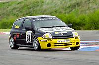 2001 British Touring Car Championship #62 Rob Collard. Renault Clio. Collard Racing.