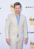 "17 June 2017 - Culver City, California - Nikolaj Coster-Waldau. LA Film Festival Premiere of ""Shot Caller"" held at ArcLight Culver City in Culver City. Photo Credit: Birdie Thompson/AdMedia"