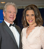 Actors Jeff Perry, left, and guest arrive for the 2016 White House Correspondents Association Annual Dinner at the Washington Hilton Hotel on Saturday, April 30, 2016.<br /> Credit: Ron Sachs / CNP<br /> (RESTRICTION: NO New York or New Jersey Newspapers or newspapers within a 75 mile radius of New York City)