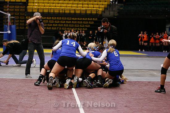 Trent Nelson  |  The Salt Lake Tribune.Richfield defeats San Juan for the 2A high school State Championship at Utah Valley University in Orem, UT on Saturday, October 29, 2011. scott winterton
