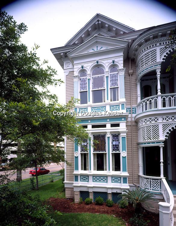 Jacob Sonnentheil Home.1826 Sealy.Galveston,TX