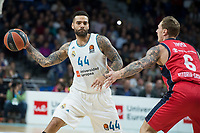 REAL MADRID v BASKONIA VITORIA. Turkish Airlines Euroleague 2017-2018.