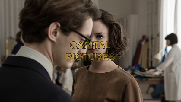 Charlotte Lebon, Pierre Niney<br /> in Yves Saint Laurent (2014) <br /> *Filmstill - Editorial Use Only*<br /> CAP/NFS<br /> Image supplied by Capital Pictures