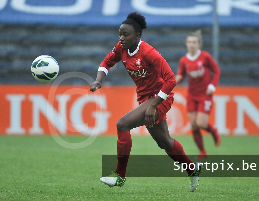 KNVB Beker Finale : ADO Den Haag - FC Twente : Tashira Renfurm<br /> foto DAVID CATRY / Nikonpro.be