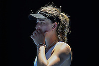 MONA BARTHEL (GER)<br /> <br /> TENNIS , AUSTRALIAN OPEN,  MELBOURNE PARK, MELBOURNE, VICTORIA, AUSTRALIA, GRAND SLAM, HARD COURT, OUTDOOR, ITF, ATP, WTA<br /> <br /> &copy; TENNIS PHOTO NETWORK