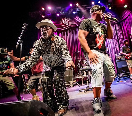 LAS VEGAS, NV - June 22, 2016: ***HOUSE COVERAGE*** George Clinton and Parliament Funkadelic perform at Brooklyn Bowl at The Linq in Las vegas, NV on June 22, 2016. Credit: Erik Kabik Photography/ MediaPunch