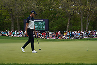Danny Willett (ENG) on the 13th green during the final round at the PGA Championship 2019, Beth Page Black, New York, USA. 19/05/2019.<br /> Picture Fran Caffrey / Golffile.ie<br /> <br /> All photo usage must carry mandatory copyright credit (© Golffile | Fran Caffrey)