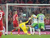 2017 Bundesliga Football Bayern Munich v VfL Wolfsburg Sep 22nd