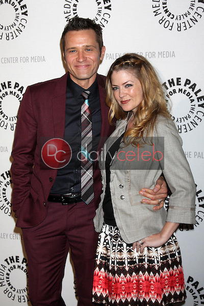 Seamus Dever, Juliana Dever<br />