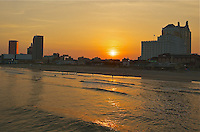 EUS- Atlantic City at Sunset, Atlantic City NJ 6 14