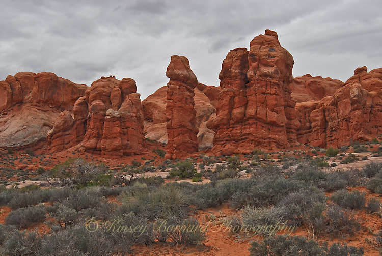 Landscape photos of Arches National Park, Utah