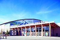Doug Mitchell Thunderbird Sports Centre, University of British Columbia (UBC), Vancouver, BC, British Columbia, Canada