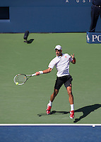 Djokovic Forehand US Open 2013