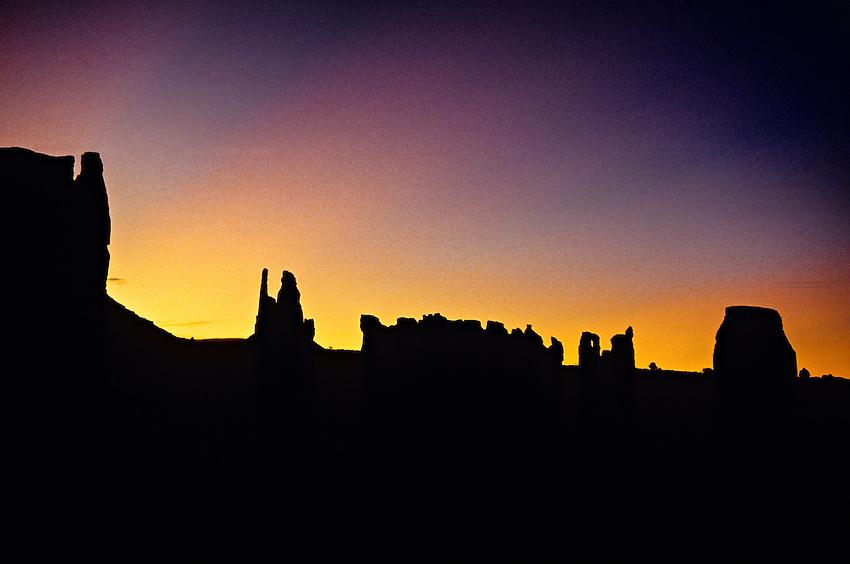 Monument Valley, Utah USA