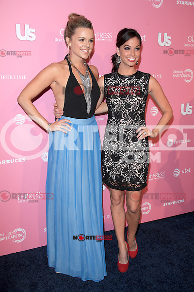 Ali Fedotowsky and Melissa Rycroft at Us Weekly's Hot Hollywood Style Event at Greystone Manor Supperclub on April 18, 2012 in West Hollywood, California. © mpi28/MediaPunch Inc.