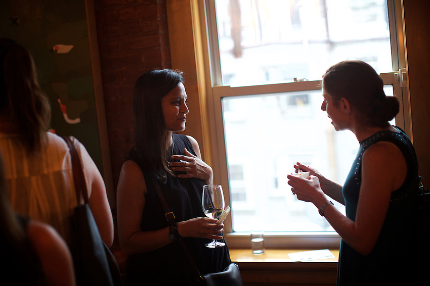 New York, NY - July 28, 2016: Clarkson Potter's Blogger Summer Social at The Kitchen Table in Little Italy.<br /> <br /> CREDIT: Clay Williams for Penguin Random House.<br /> <br /> &copy; Clay Williams / claywilliamsphoto.com