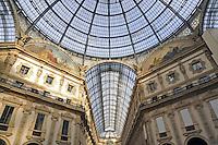 - Milan, Vittorio Emanuele II gallery<br /> <br /> - Milano, galleria Vittorio Emanuele II