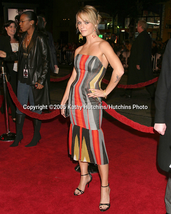 Taryn Manning.Get Rich or Die Trying Premiere.Grauman's Chinese Theater.Los Angeles, CA.November 2, 2005.©2005 Kathy Hutchins / Hutchins Photo
