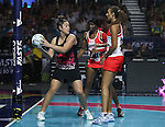 2016 Fast 5 Netball World Series<br /> Game 3<br /> England v New Zealand