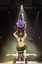 Edinburgh, UK. 11.08.2015. Cirque Alfonse present 'BARBU', in the Lafayette, at Circus Hub, on the Meadows, as part of the Edinburgh Festival Fringe.  Photograph © Jane Hobson.