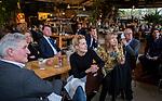 VOGELENZANG -  Carlien Dirkse van den Heuvel (Ned) nam afscheid van Oranje. Spelerslunch KNHB 2019.   COPYRIGHT KOEN SUYK