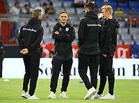Marco Reus (Deutschland, Germany), Nils Petersen (Deutschland Germany), Leon Goretzka (Deutschland Germany), Julian Brandt (Deutschland Germany) - 06.09.2018: Deutschland vs. Frankreich, Allianz Arena München, UEFA Nations League, 1. Spieltag