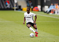 4th July 2020; Craven Cottage, London, England; English Championship Football, Fulham versus Birmingham City; Neeskens Kebano of Fulham