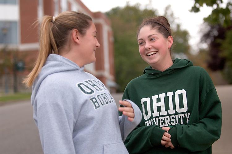Lauren Price & Haley Saunders