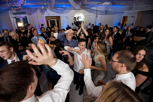 A gala Bar Mitzvah at Tamarack Country Club in Greenwhich, Connecticut