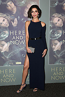 LOS ANGELES, CA - FEBRUARY 05: Necar Zadegan at the Here And Now Los Angeles Premiere at the  DGA Lot on February 5, 2018 in Los Angeles, California. <br /> CAP/MPI/DE<br /> &copy;DE//MPI/Capital Pictures