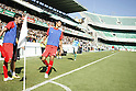 "Hiroshi Ibusuki (Sevilla Atletico), SEPTEMBER 4, 2011 - Football / Soccer : Spanish ""Liga Espanola Segunda B"" group 4 match between Betis B 2-0 Sevilla Atletico at the Benito Villamarin Stadium, Sevilla, Spain. (Photo by AFLO) [3604]"