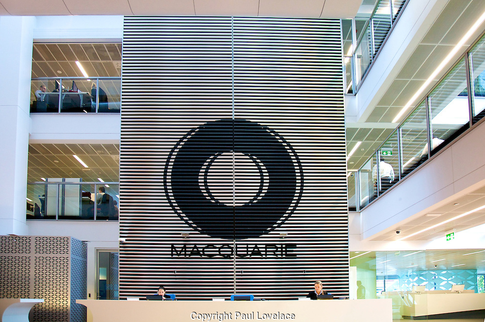 Macquarie Bank, 1 Shelley Street, Sydney  | Paul Lovelace Photography
