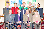 AGM LAUNCH: Launching the National AGM of Credit Unions that is to be held in Killarney at the Manor West Hotel on Thursday seated l-r: Christy Killeen (PRO), Donal Cremin (Chairman), John O'Regan (Sectary) and Mary O'Shea. Back l-r: Daniel O'Connor, Leo Daly, Jake Harrington, Michael Murphy and John Long.