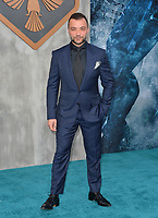 Nick E. Tarabay at the Global premiere for &quot;Pacific Rim Uprising&quot; at the TCL Chinese Theatre, Los Angeles, USA 21 March 2018<br /> Picture: Paul Smith/Featureflash/SilverHub 0208 004 5359 sales@silverhubmedia.com