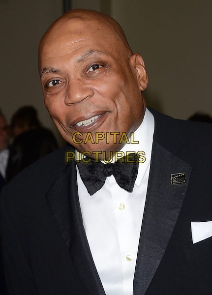 Paris Barclay.64th Annual Directors Guild Of America Awards  held at Hollywood and Highland, Los Angeles, California, USA..January 28th, 2012.headshot portrait black white bow tie tuxedo.CAP/ADM/BP.©Byron Purvis/AdMedia/Capital Pictures.