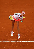 ANDREA HLAVACKOVA (CZE)<br /> <br /> Tennis - French Open 2015 -  Roland Garros - Paris -  ATP-WTA - ITF - 2015  - France <br /> <br /> &copy; AMN IMAGES