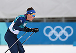 Andrew Musgrave (GBR, 10). Mens 15km Skiathlon. Cross country skiing. Pyeongchang2018 winter Olympics. Alpensia cross country centre. Alpensia. Gangneung. Republic of Korea. 11/02/2018. ~ MANDATORY CREDIT Garry Bowden/SIPPA - NO UNAUTHORISED USE - +44 7837 394578